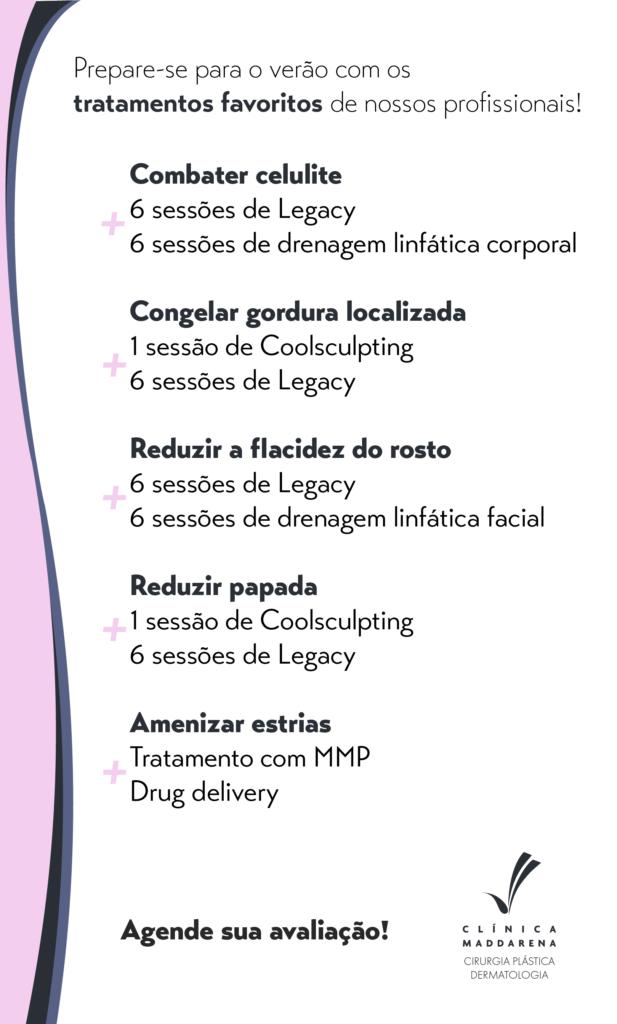 promoção criolipóolise