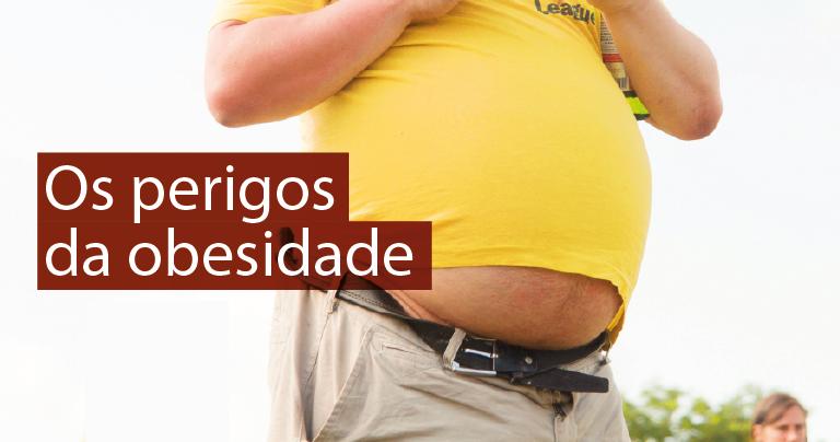 Os perigos da obesidade